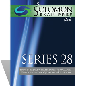 Series 28 Study Guide