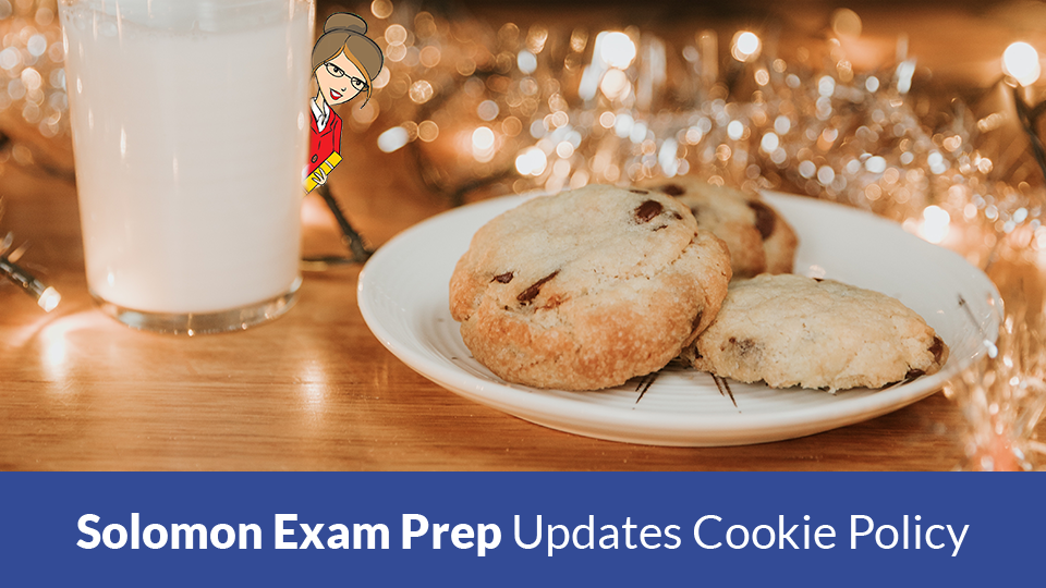 Solomon Exam Prep Updates Cookie Policy
