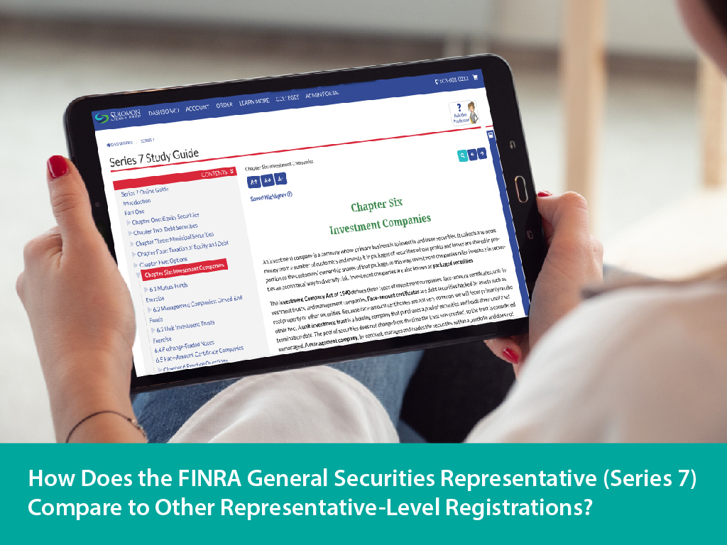 What are the permitted activities of a General Securities Representative (Series 7)?