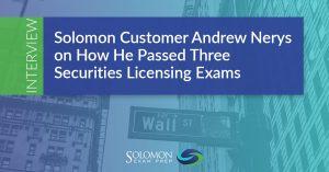 Securities Licensing Exams