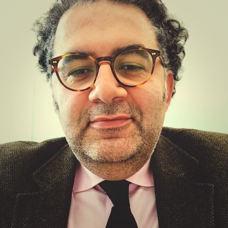 Photo of Alec Orudjev